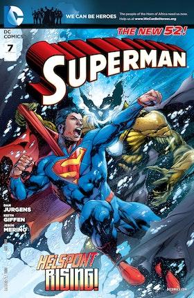 Superman (2011-) #7