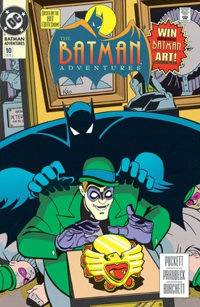 The Batman Adventures #10