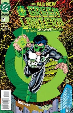 Green Lantern (1990-) #51