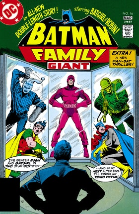 Batman Family #16