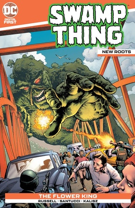 Swamp Thing: New Roots #5