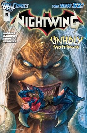Nightwing (2011-) #5