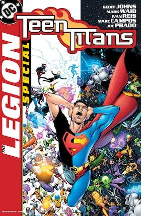 Teen Titans/Legion Special #1 (2004-) #1