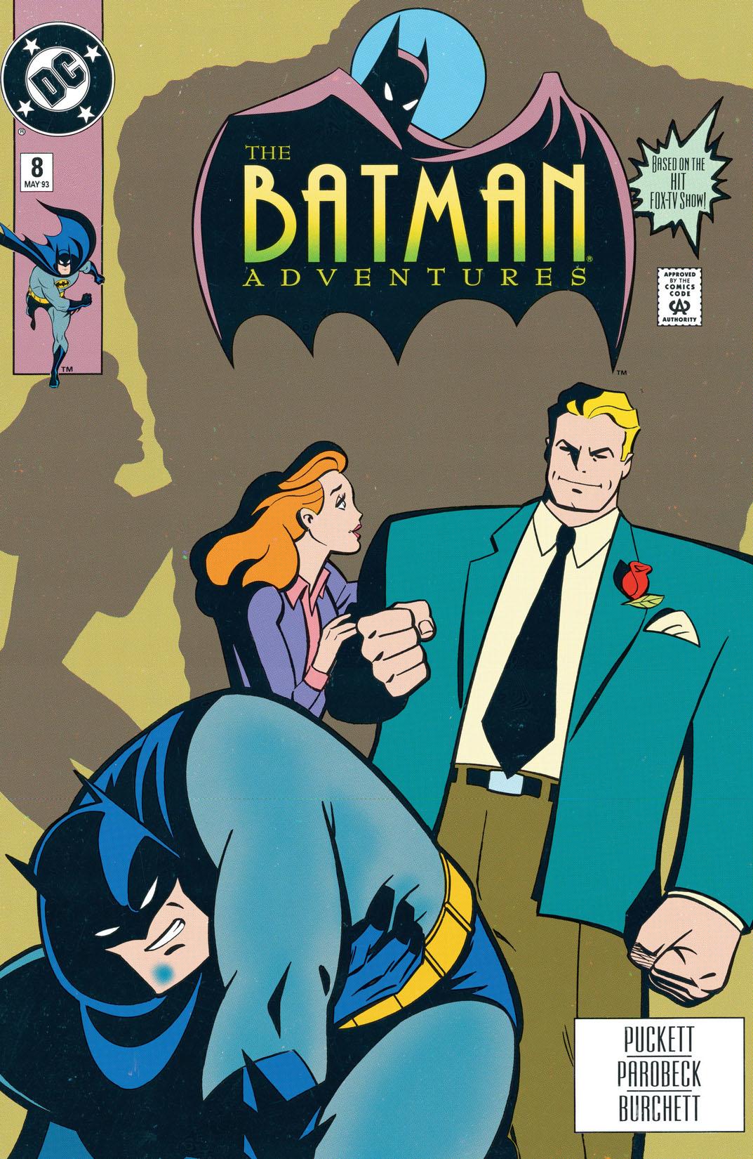 read the batman adventures 1992 8 on dc universe. Black Bedroom Furniture Sets. Home Design Ideas