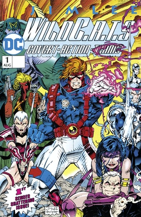 WildC.A.Ts: Covert Action Teams #1