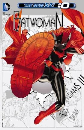 Batwoman (2012-) #0