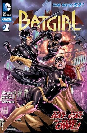 Batgirl Annual (2012-) #1