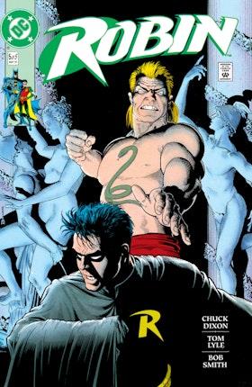 Robin Mini-Series (1990-) #5