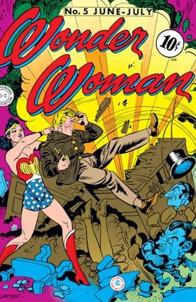Wonder Woman (1942-) #5