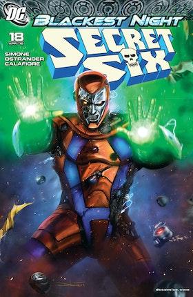 Secret Six (2008-) #18