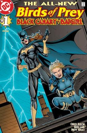 Birds of Prey: Batgirl (1997-) #1