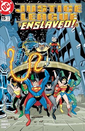 Justice League Adventures #15