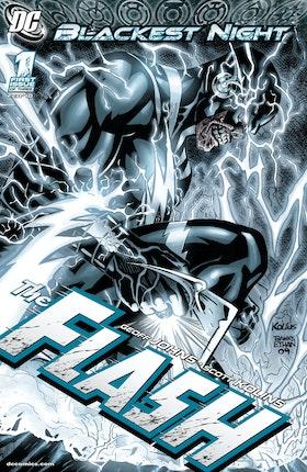 Blackest Night: The Flash #1