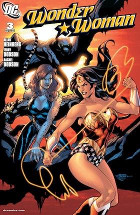 Wonder Woman (2006-) #3