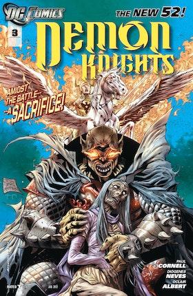 Demon Knights #3