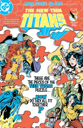 The New Teen Titans #15