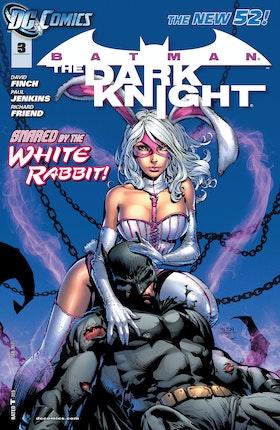 Batman: The Dark Knight (2011-) #3