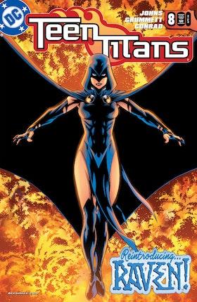 Teen Titans (2003-) #8