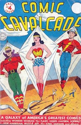 Comic Cavalcade #4