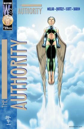 The Authority (1999-) #19