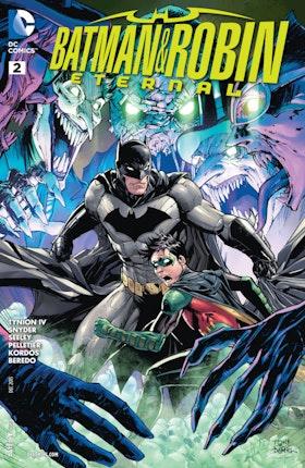 Batman & Robin Eternal #2