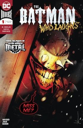 The Batman Who Laughs #1