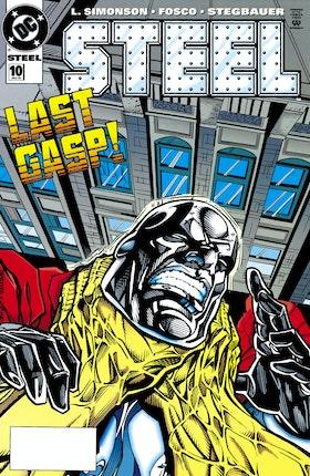 Steel (1994-) #10