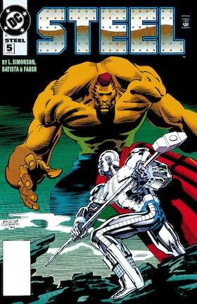 Steel (1994-) #5