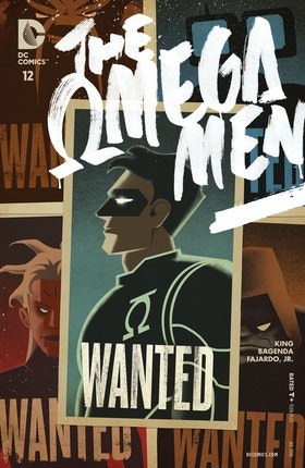 The Omega Men (2015-) #12