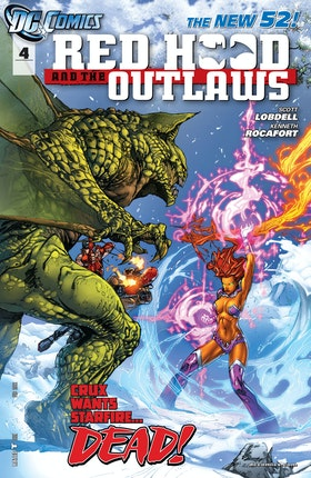 Red Hood and the Outlaws (2011-) #4