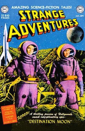 Strange Adventures (1950-1973) #1